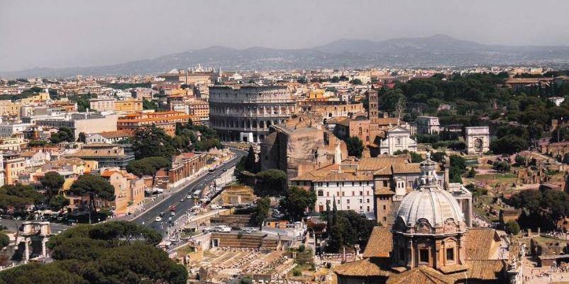 Восьмой холм Рима