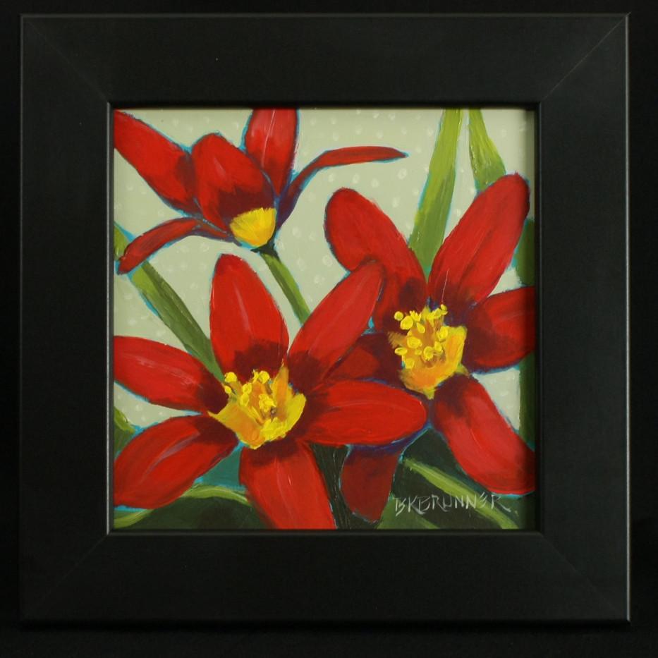 Tiny Red Tulips_2
