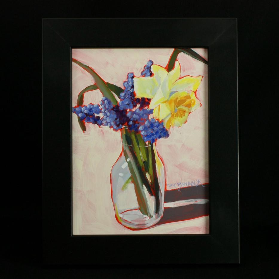 Grape Hyacinth Bouquet_2
