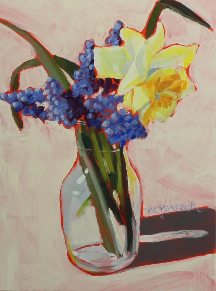 Grape Hyacinth Bouquet_1