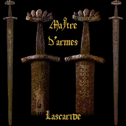 Lascaride - Master of arms -