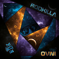 Cover Album Rodkilla - The Ovni