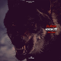 Cover EP Les Alphas - Norcam City