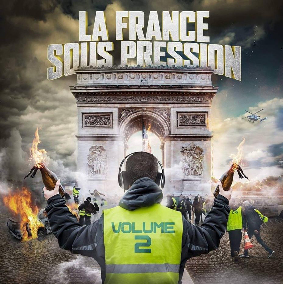Compil La France sous-pression Vol.2 - SkiiZo