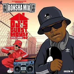 Ronsha Mix - Dj's Guest House - Volume 2