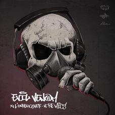 Evil venom x Lundercover