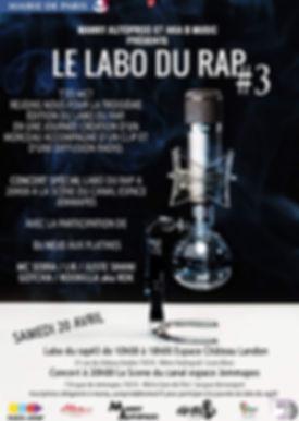 Rodkilla - Le labo du rap III 22-03-2019