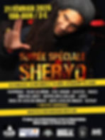 EVIL VENOM - SOIREE SPECIALE SHERYO