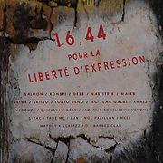 16'44 pour la liberté d'expression