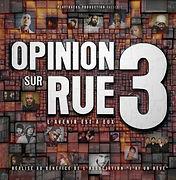Compil Opinion sur rue 3 - H Nine