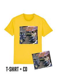 Pack cd + tshirt Formez les rangs