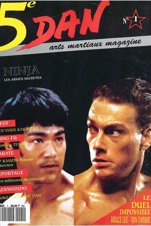 5e Dan #1 - 1993