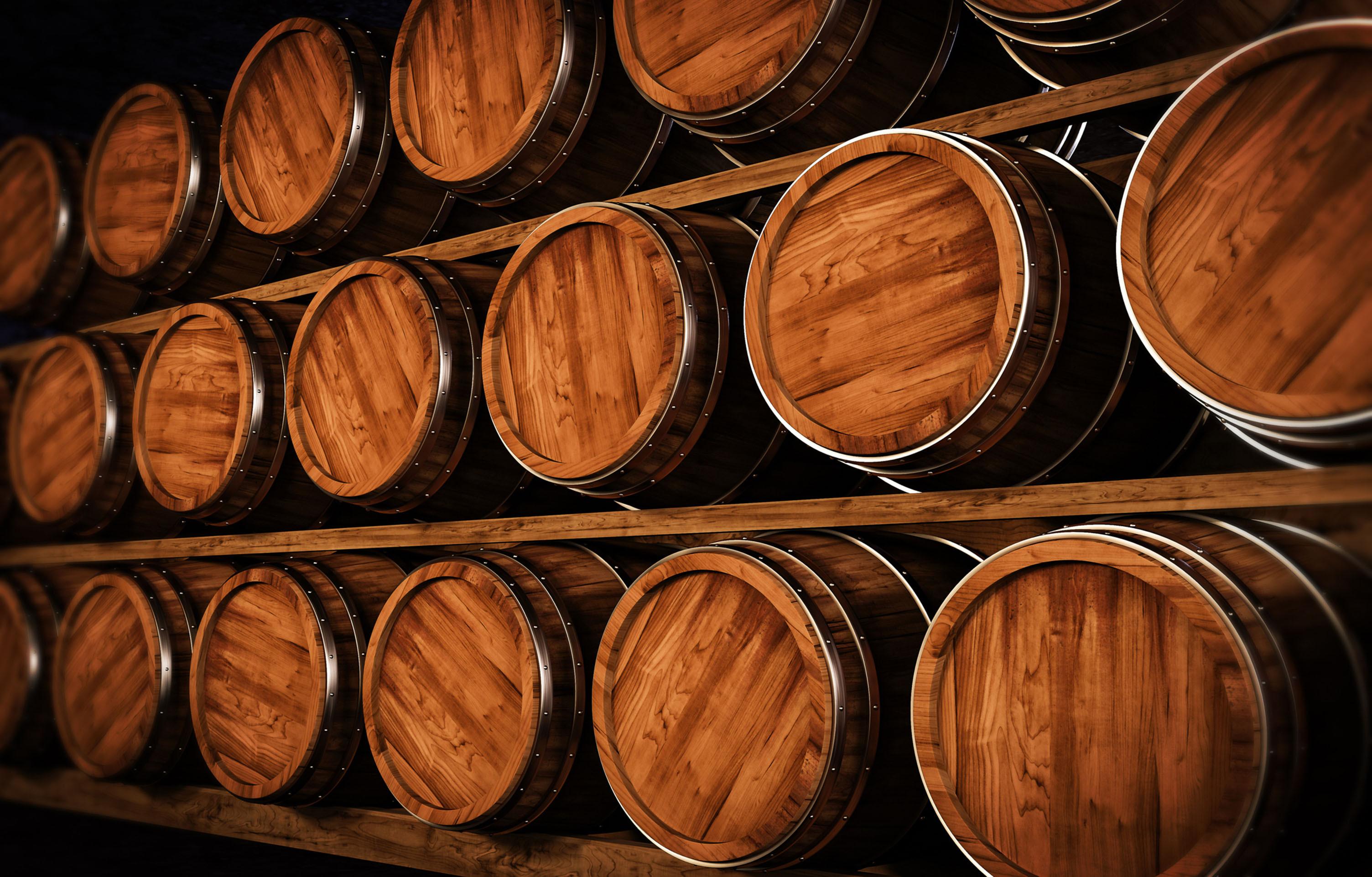 23 juillet - Les vins boisés