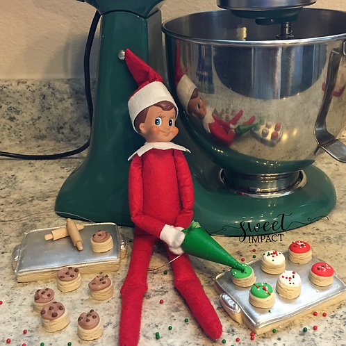 Elf's Baking Kit