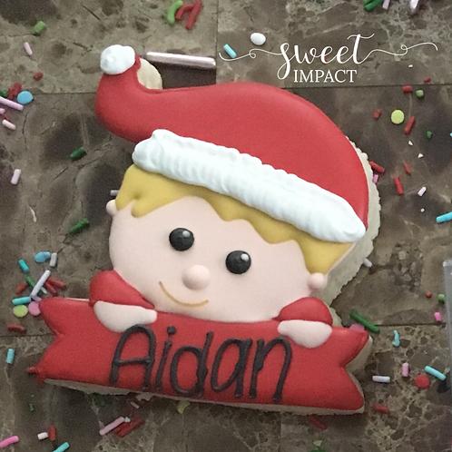 Personalized Elf-LIGHT SKIN BOY