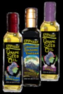 Caramelized Balsamic Vinegar, Rosmary &