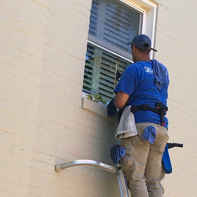 Window Cleaning Kensington Maryland