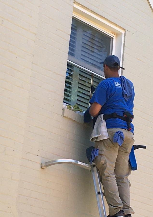 Window Cleaning Kensington Maryland