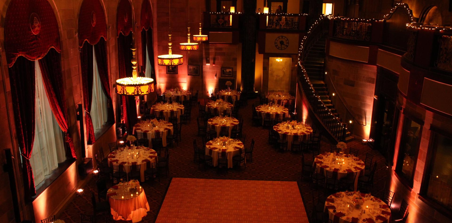 The Society Room (Hartford,CT)