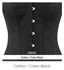 Cotton -Color-Black
