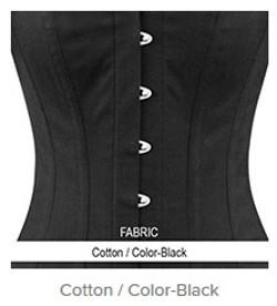 Cotton -Color-Black