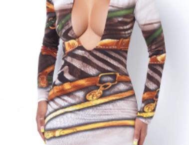 Taite Midi Dress