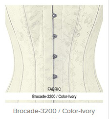 Brocade- 3200 Color- Ivory