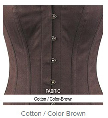 Cotton -Color-Brown
