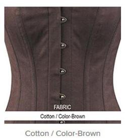 Cotton -Color-Brown
