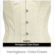 Herringbone- Color-Cream