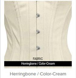 Herringbone- Color-Cream