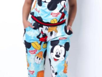 Donald Two Piece Pant Set
