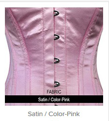 Satin- Color-Pink