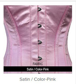 Satin- Color-Pink