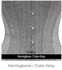 Herringbone- Color-Grey