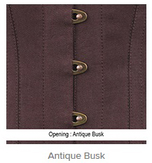 Antique Busk
