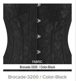 Brocade-3200 Color-Black
