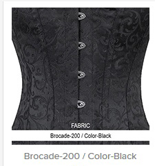 Borcade-200 Color-Black