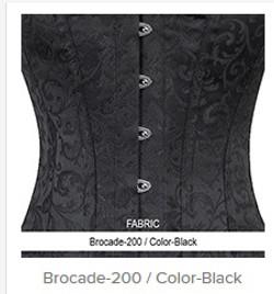Borcade-200 Color-Black