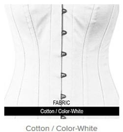 Cotton -Color-White