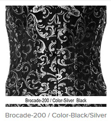 Borcade-200 Color-BlackSilver