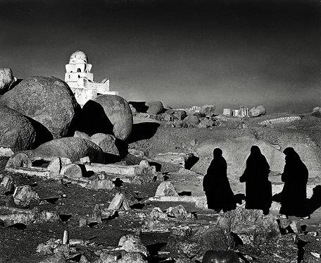 Aswan Cemetery