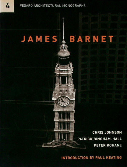 James Barnet - Colonial Architect