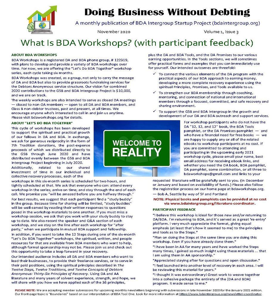 2020_10_11 - November 2020 BDA Newslette