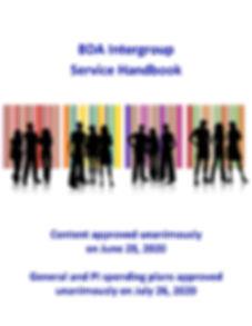 2020_07_26 - BDA Intergroup Service Hand