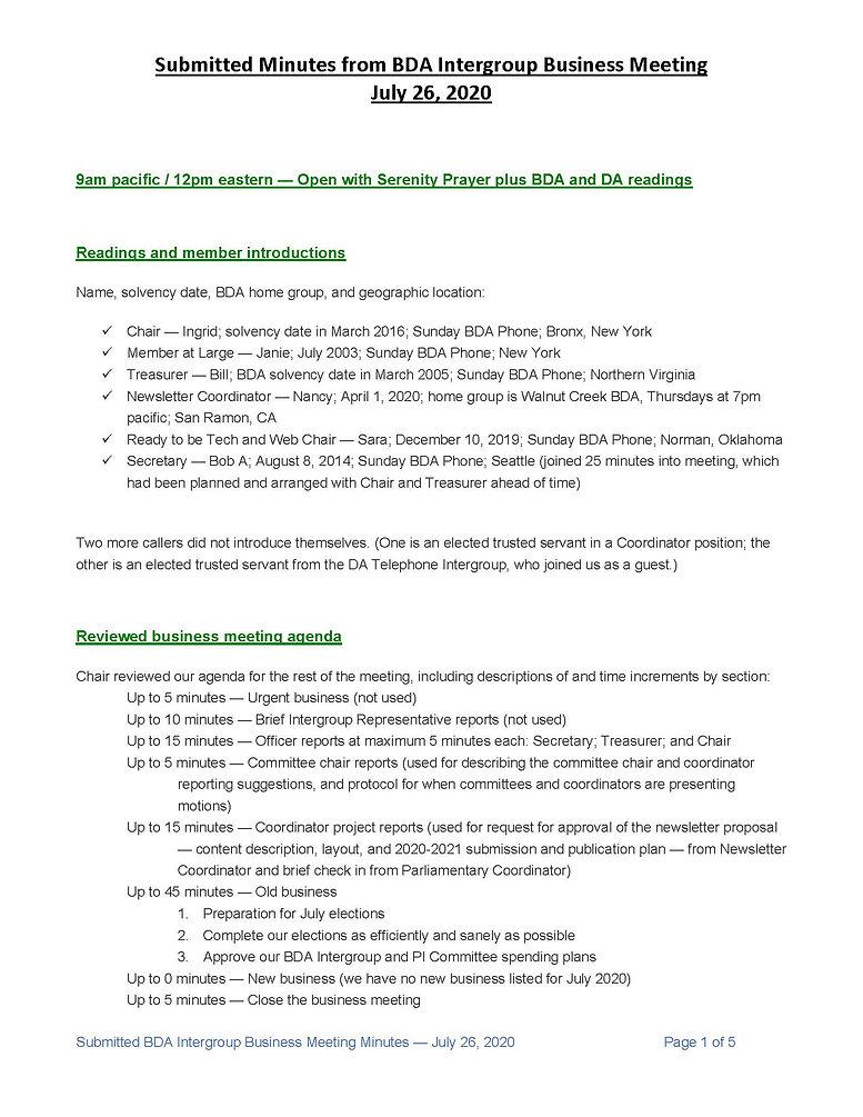 2020_07_26 - BDA Intergroup July 2020 Mi
