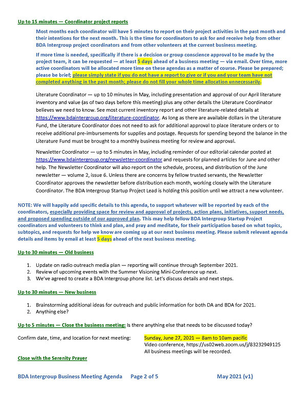 2021_05_23 Proposed BDA Intergroup Proje