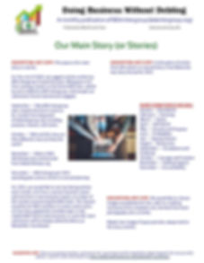 2020_07_21 - Newsletter layout sample (v