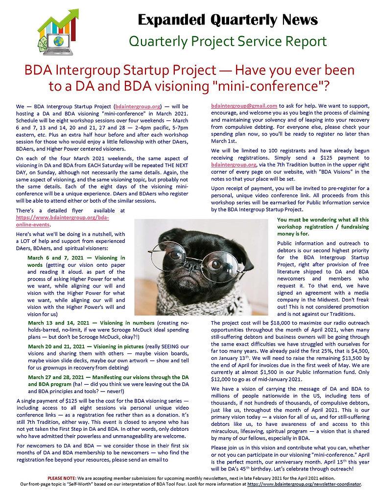 2021_01_23 - February 2021 BDA Newslette