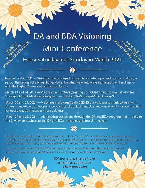 2021_01_09 - BDA Visioning Mini-Conf Fly